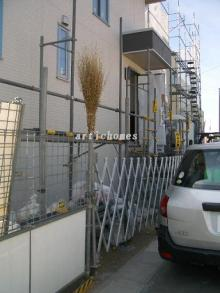 施工事例 玄関アプローチ 階段のイメージ画像