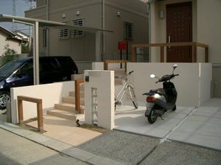 門塀・植栽 名古屋市緑区S様邸