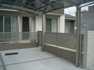 門塀・カーポート・フェンス 豊田市T様邸