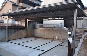オリジナルガレージ・カーポート|名古屋市守山区