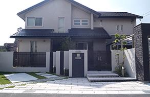 外構・駐車場・車庫・ウッドデッキ|愛知県豊田市