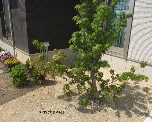 植栽・芝敷きでお庭に安心と彩りをプラス ! ① | 刈谷市