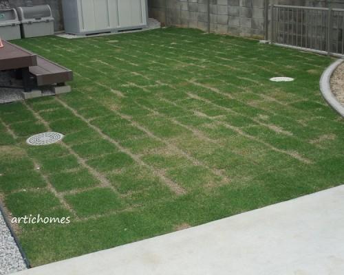 植栽・芝敷きでお庭に安心と彩りをプラス ② | 刈谷市